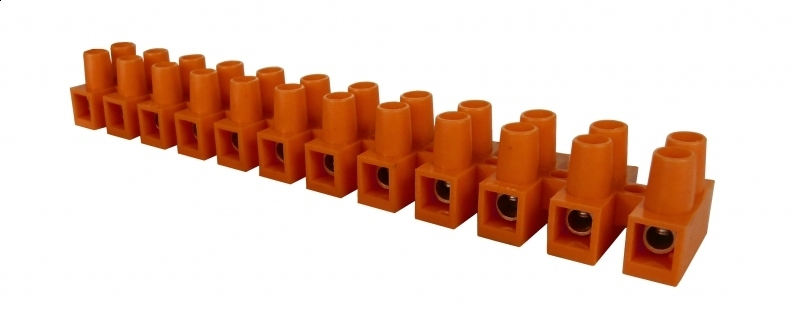 4MM 12-track terminal block