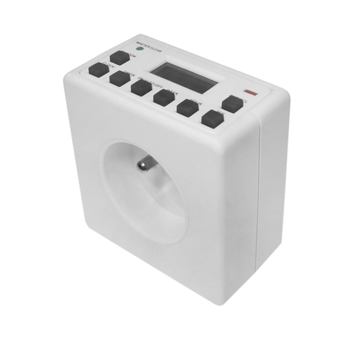 7-day digital time programmer 3.5KW - mini