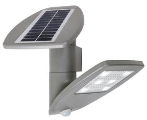 Outdoor solar lamp with motion sensor Lutec ZETA small 0