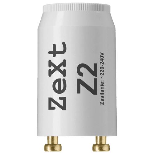 Starter Z-2 110-130V / 220-240V range 4-22W ZEXT