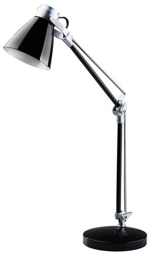 Sophie 230V / 25W E14 desk lamp black