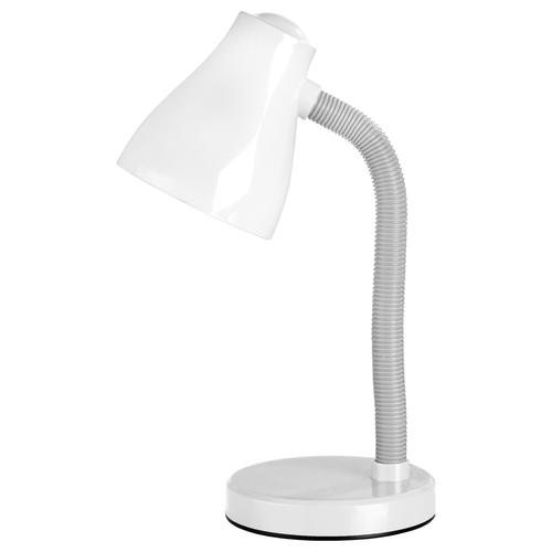Desk lamp EVA 15W E28 White