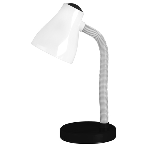 Desk lamp EVA 15W E27 Black