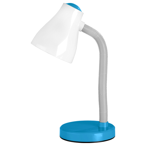 Desk lamp EVA 15W E30 Blue