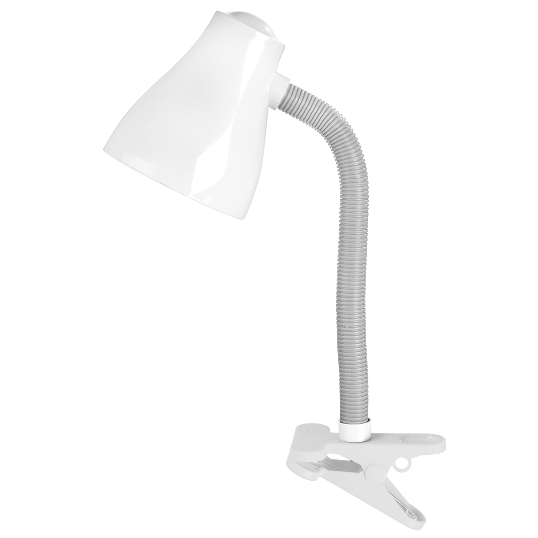 MIA 15W E30 desk lamp White