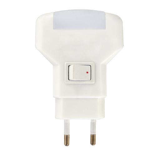 Mini energy saving lamp 1W 230V red
