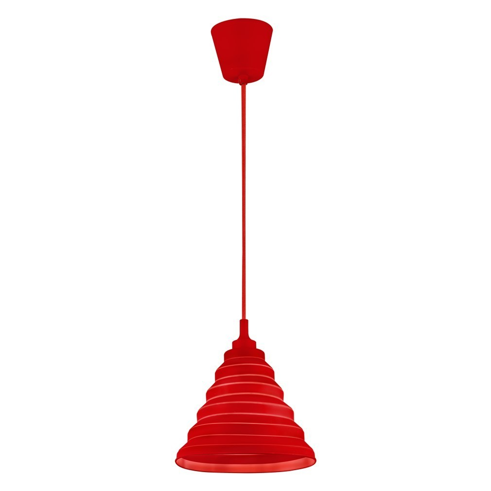 Ceiling lamp Moderna K1 E27 60W red