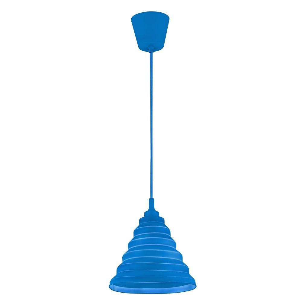 Ceiling lamp Moderna K1 E27 60W blue