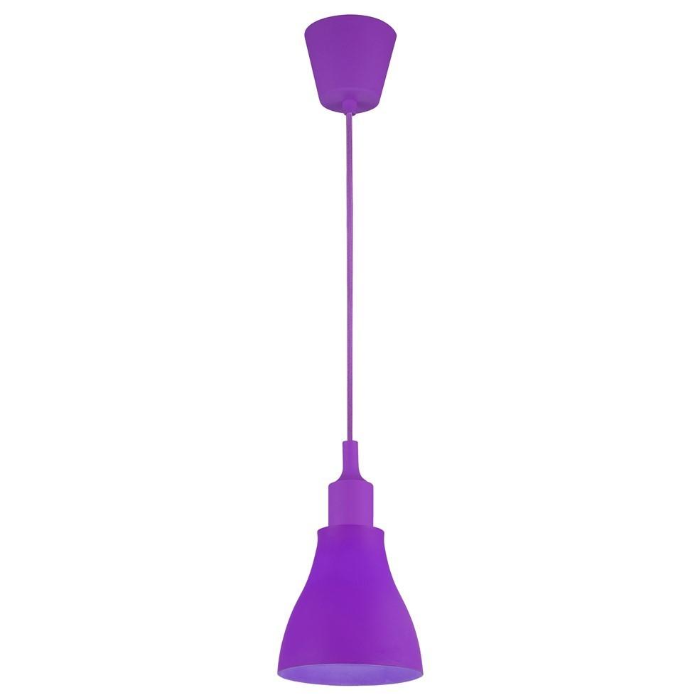 Ceiling lamp Moderna K2 E27 60W purple