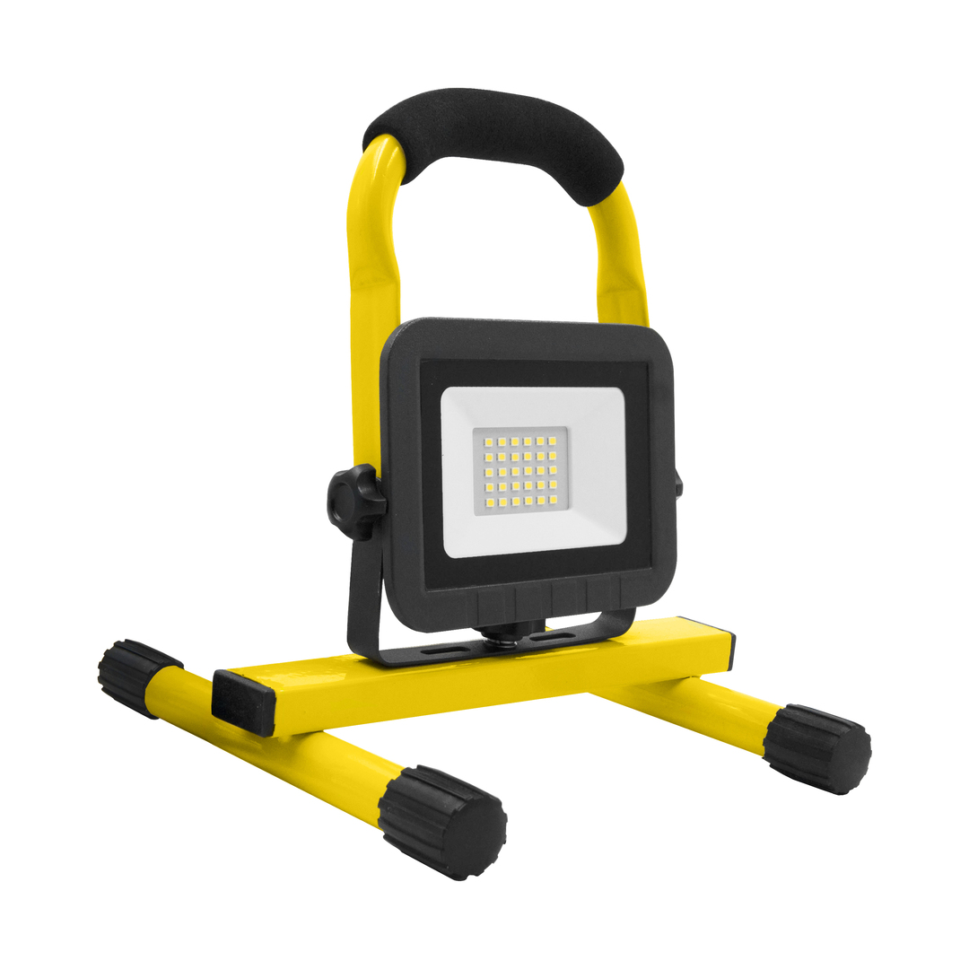 20W 6400K slim portable LED floodlight