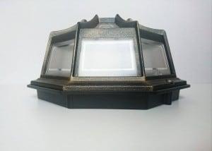 External wall lamp Allum CLASSICA 3.184 / 03-60 small 1