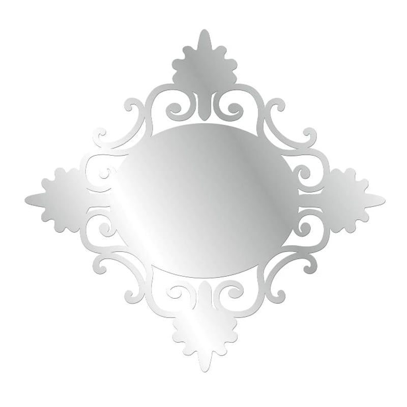 Decorative mirror STYLISH plexi