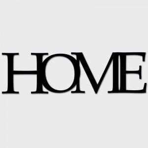 Próbka napisu HOME