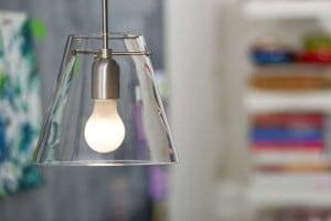 PHILIPS LED lamp 4,5W E27 230V WHITE small 1