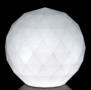 Garden ball backlit 40 cm BOLA small 0