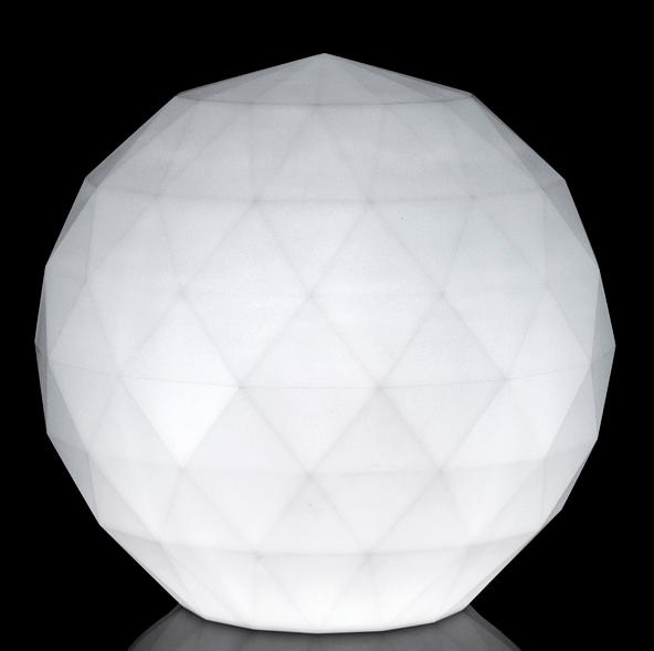 Garden ball backlit 40 cm BOLA