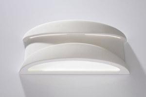 Ceramic wall light APOL small 1