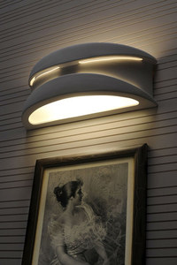 Ceramic wall light APOL small 3