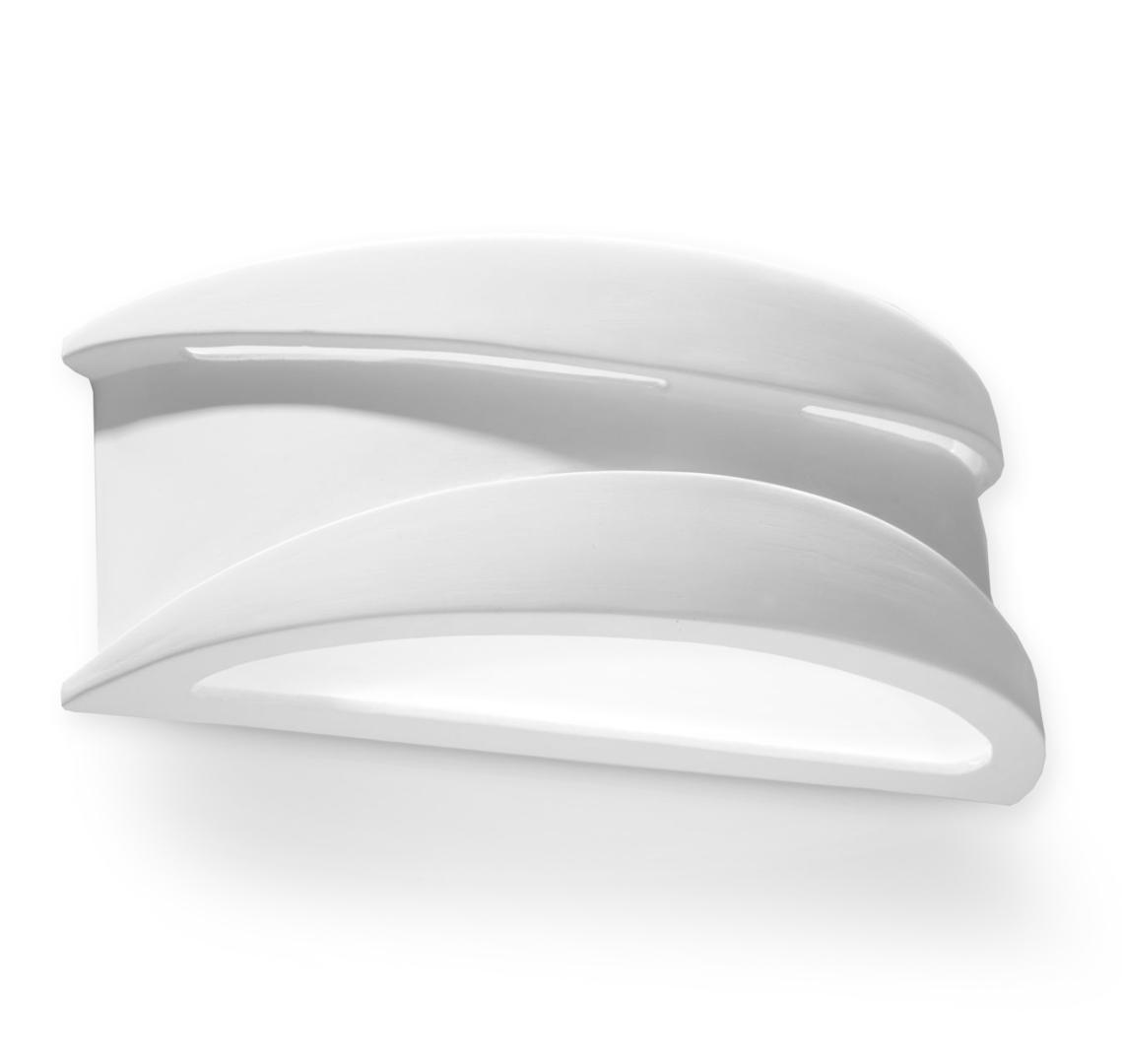 Ceramic wall light APOL