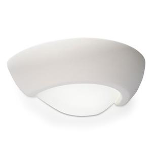 VIRGO Ceramic Wall Sconce small 0