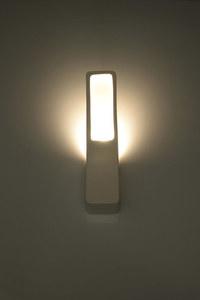 Ceramic COMMA wall light small 2