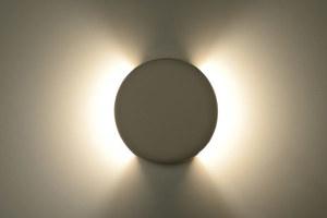 Ceramic ONDA wall light small 2