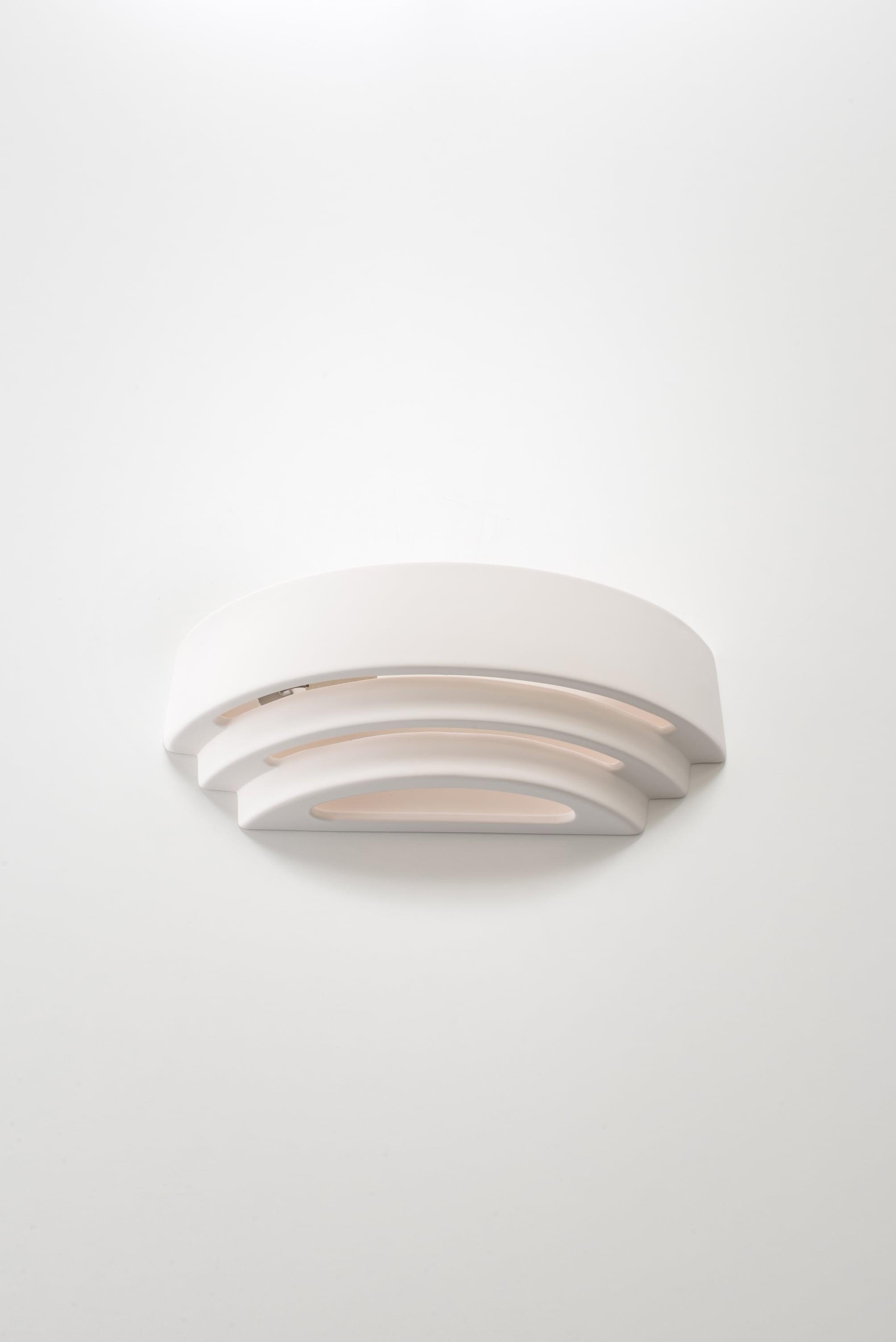 Ceramic wall lamp TRISOL