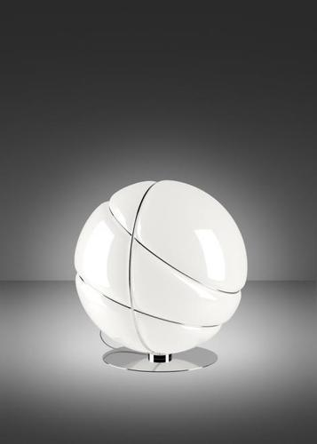 Fabbian Armilla F50 13W table lamp - Chrome - F50 B03 15