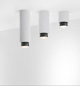 Fabbian Claque F43 20W recessed light - White - F43 F01 01 small 2