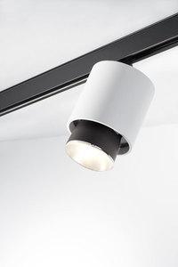 Fabbian Claque F43 20W recessed light - White - F43 F01 01 small 6