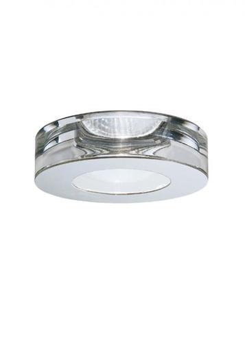 Fabbian Faretti D27 10W LED eyelet - Polished steel - D27 F44 35