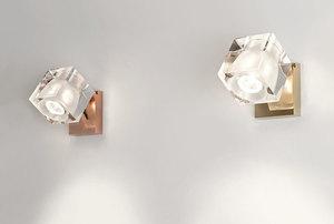 Spotlight Fabbian Cubetto D28 7W Chrome - White - D28 G03 01 small 4