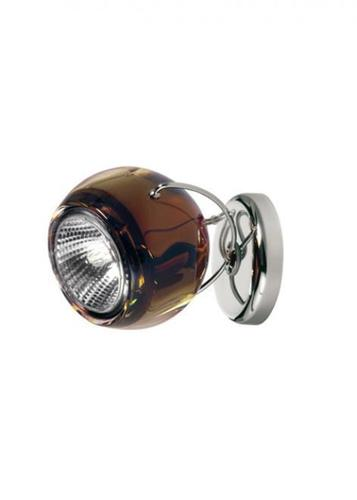 Wall lamp Fabbian Beluga Color D57 7W - copper - D57 G13 41