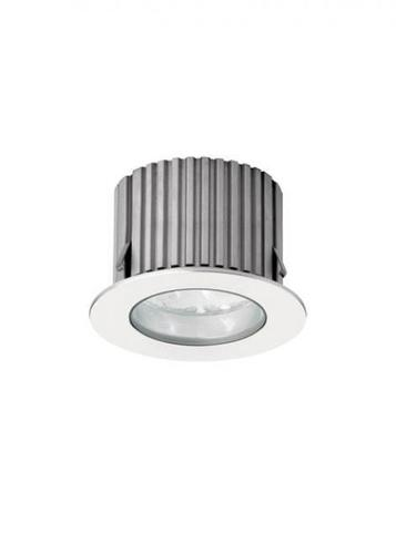 Recessed outdoor luminaire Fabbian Cricket D60 10W LED - 7.9cm - IP67 - D60 F16 60