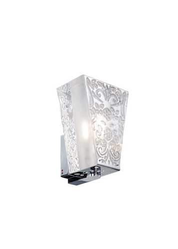 Wall lamp Fabbian Vicky D69 5W - black - D69 D01 00