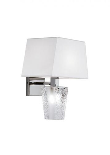 Wall lamp Fabbian Vicky D69 5W - White - D69 D03 01
