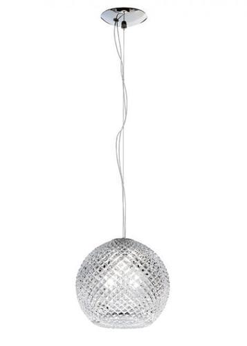 Hanging lamp Fabbian DiamondSwirl D82 5W 22cm Diamond - D82 A03 00