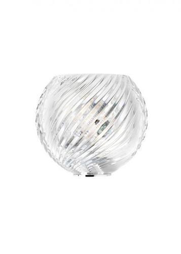 Wall lamp Fabbian DiamondSwirl D82 7W Swirl - D82 D98 00