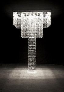Fabbian Tile Accessories D95 Glass - Transparent - D95 E01 00 small 3