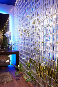 Fabbian Tile Accessories D95 Glass - Transparent - D95 E01 00 small 6