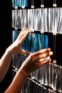 Fabbian Tile Accessories D95 Glass - Transparent - D95 E01 00 small 7