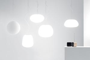 Wall lamp Fabbian Lumi F07 13W 32cm - F07 G15 01 small 12