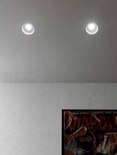Fabbian Tools F19 7W GU10 recessed luminaire - F19 F20 01