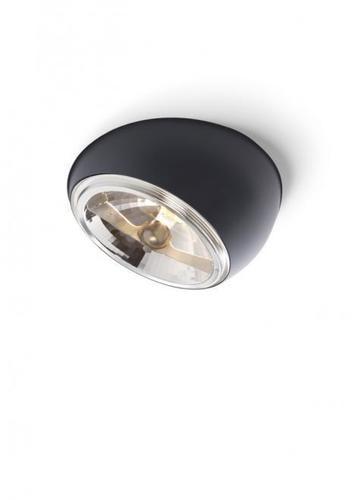 Fabbian Tools F19 GU53 recessed light - black - F19 F60 02