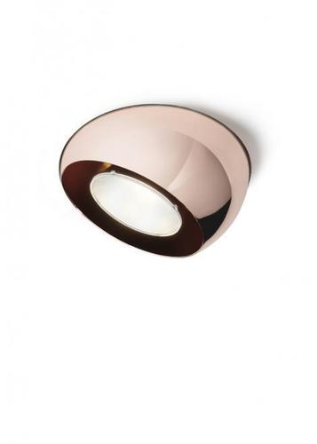 Fabbian Tools F19 LED recessed light - copper - F19 F63 41
