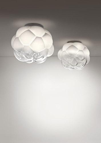 Fabbian Cloudy F21 ceiling lamp 40cm - F21 E02 71