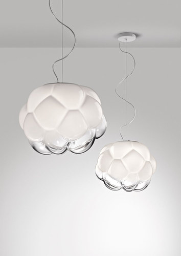 Hanging lamp Fabbian Cloudy F21 40cm - F21 A05 71