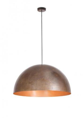 Hanging lamp Fabbian Oru F25 80cm - Copper - F25 A08 41