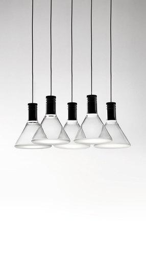 Hanging lamp Fabbian Multispot F32 2W 13cm - 5 - F32 A21 00