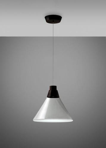 Hanging lamp Fabbian Polair F36 10W Black headliner - F36 A01 00
